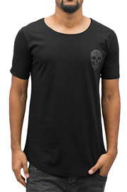 2Y Face T-Shirt Black auf oboy.de