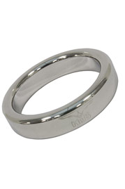 MISTER B Stainless Cockring Medium auf oboy.de